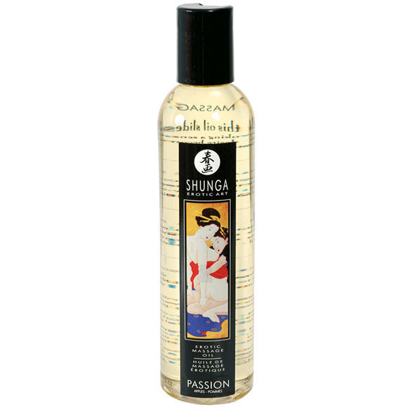 SHUNGA EROTIC MASSAGE OIL PASSION
