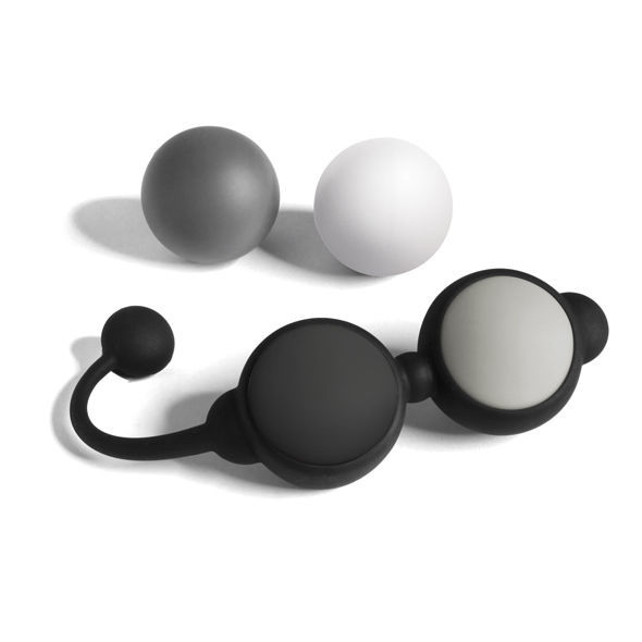 FIFTY SHADES OF GREY SET BOLAS KEGEL